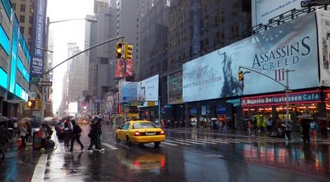 New York - Shoppen, schauen und staunen