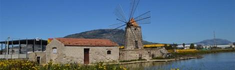Für 20 € in den wilden Westen von Sizilien