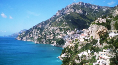 Die Amalfiküste – Den Wolken so nah...