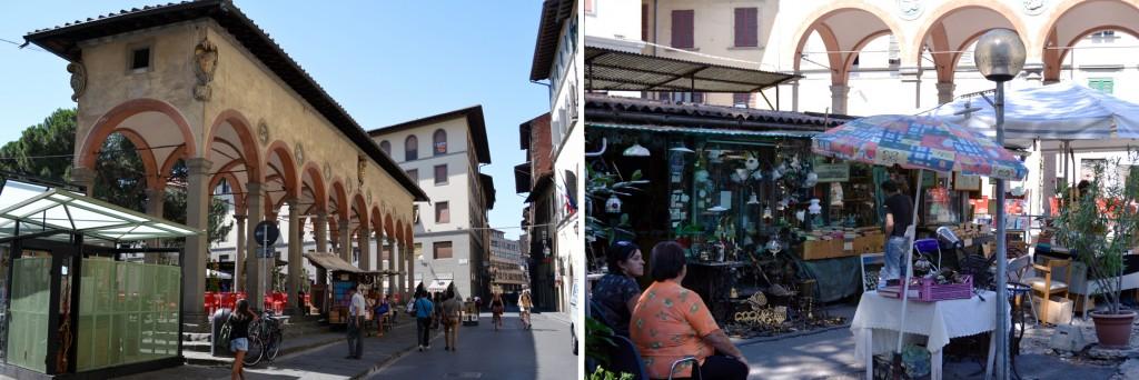 Florenz ein st ck vom himmel for Piazza dei ciompi