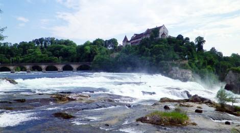Rheinradweg – Grenzenloses Radvergnügen