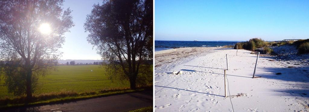 Hohwachter Bucht Landschaft