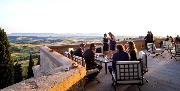 Abendstimmung Castelfalfi