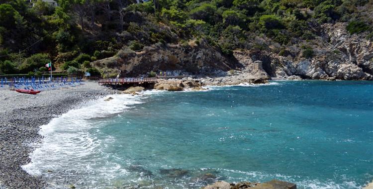 Küste bei Taormina