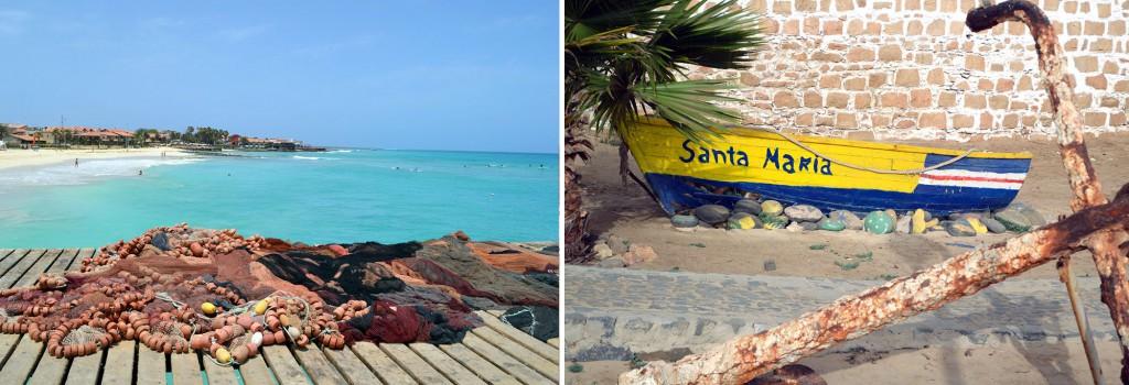 Santa Maria Insel Sal