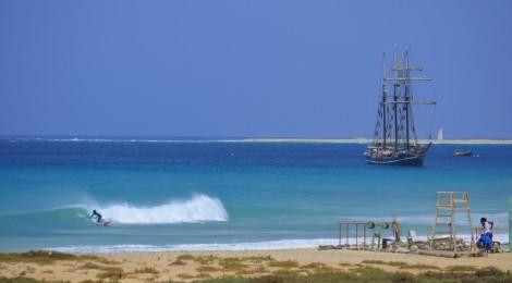 Insel Sal- Sonne & Wind satt