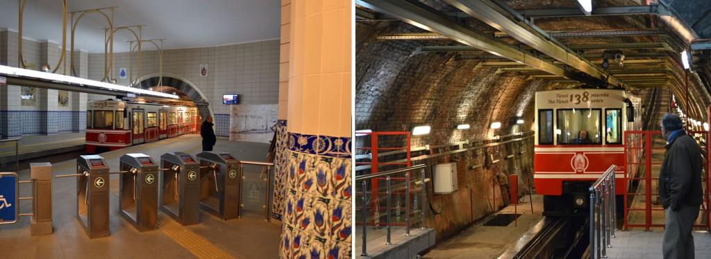 Tünel Metro
