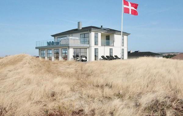 Strandvilla Dänemark