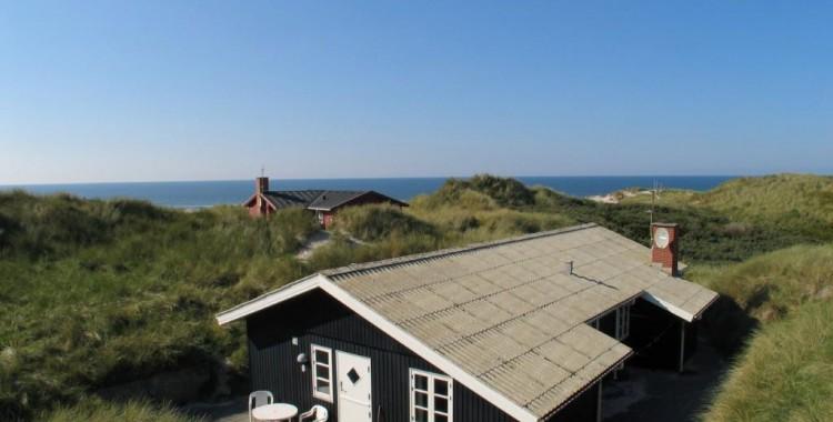 Dünenhaus Dänemark