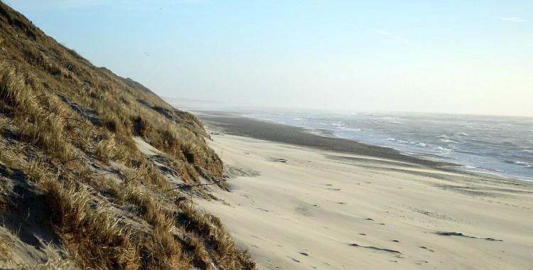 Dünenstrand Nordsee