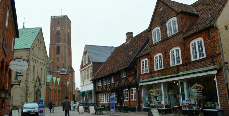 Ribe Kirche