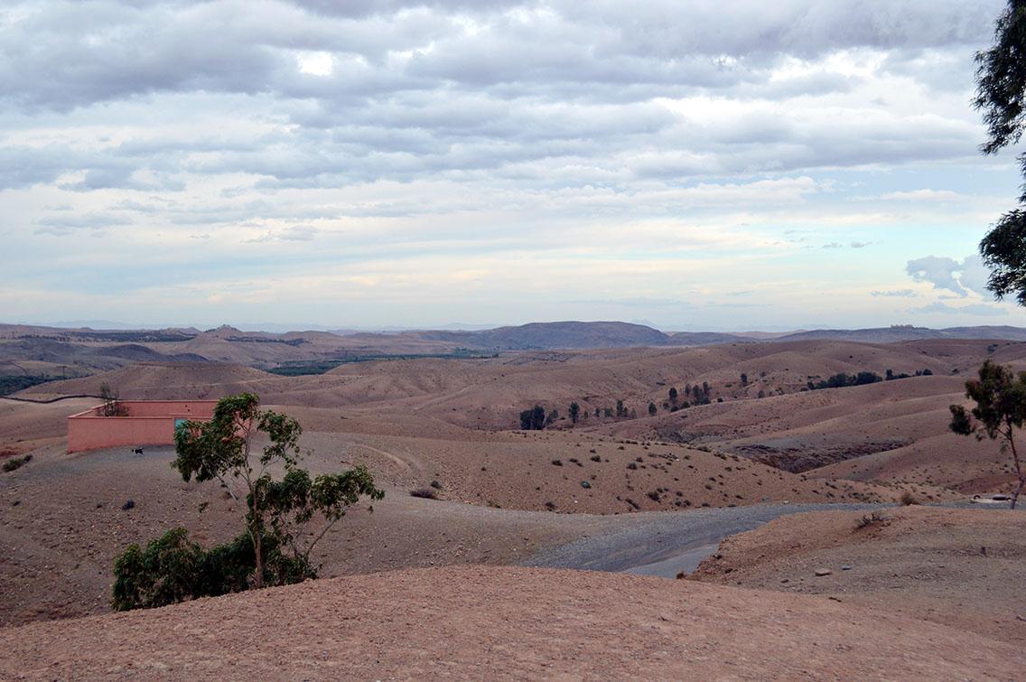 Agafay Wüste