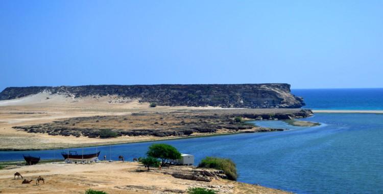 Küste Samharamm