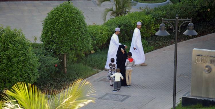 Männer Oman