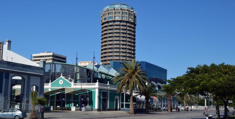 Stadtteil Santa Catalina