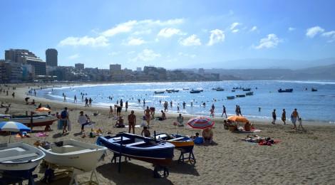 Las Palmas- Kanarische Metropole mit Traumstand