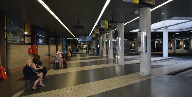 Busbahnhof San Telmo