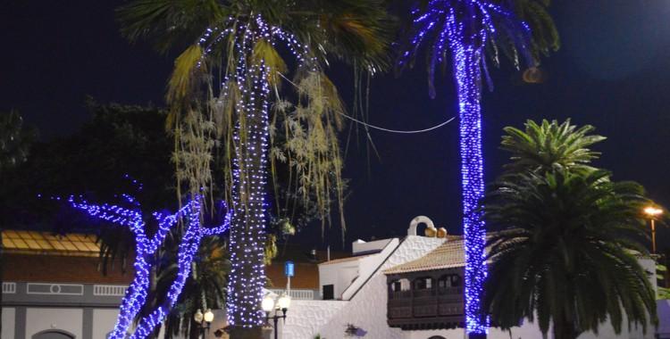 Santa Catalina Nacht
