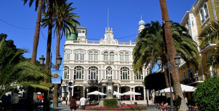 Plaza de Cairasco