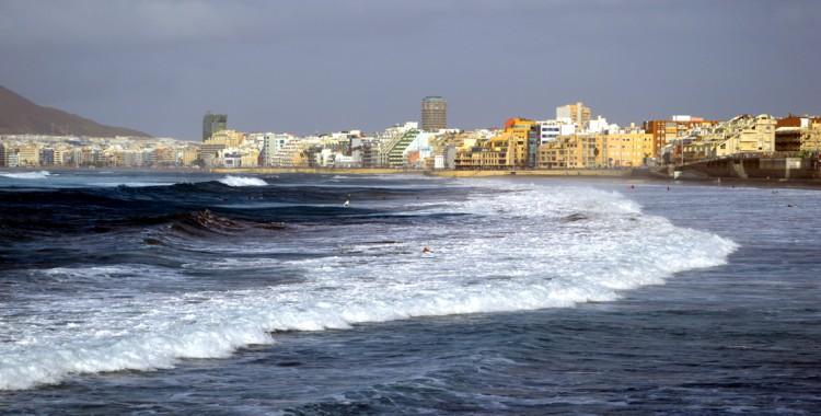 Surferstrand La Cicer Las Palmas