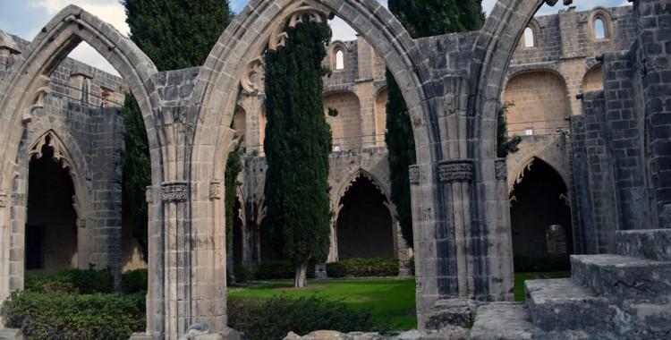 Gotische Klosterruine