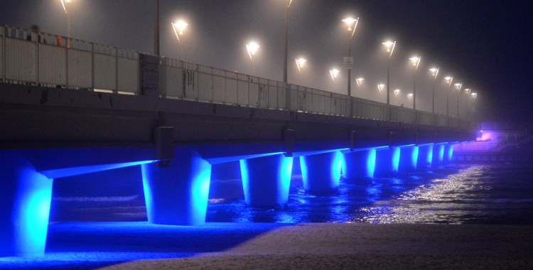 Seebrücke Kolberg