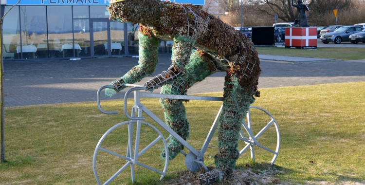 Radfahrer Kolberg