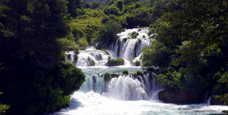 Kaskaden Wasserfälle