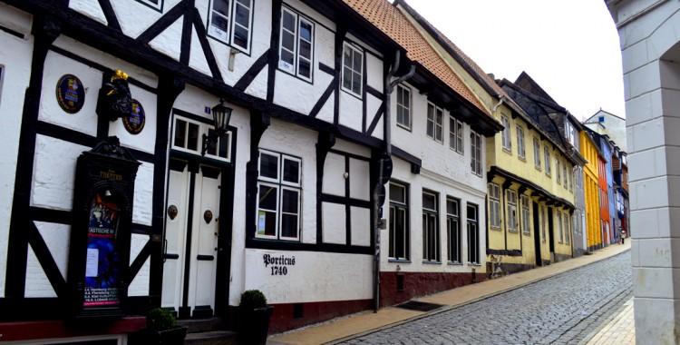 Fachwerkhäuser Flensburg