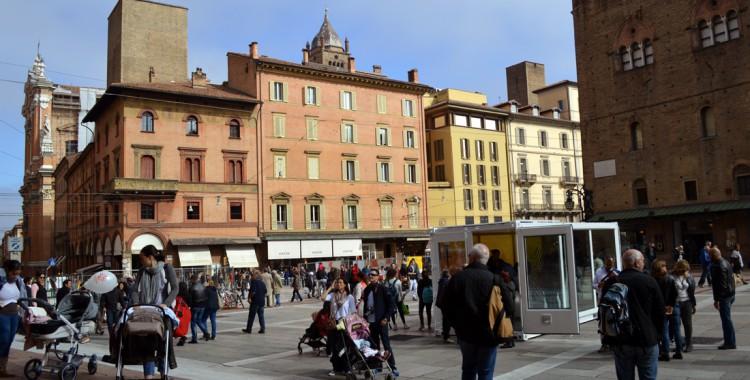 Piazza Maggiore Parlazzi