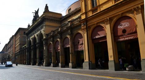 Bologna - Stadt der Arkaden