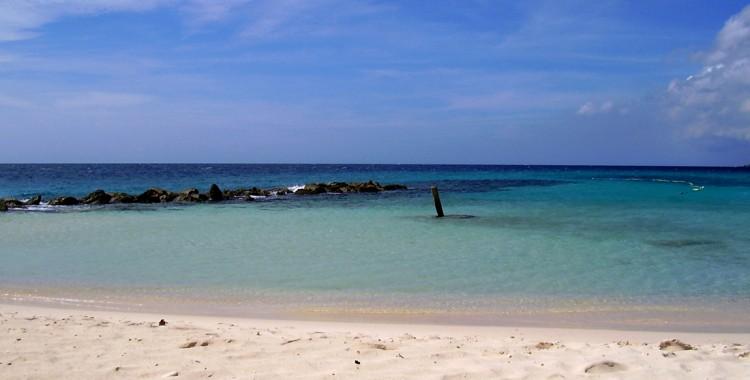 Traumstrand Curacao