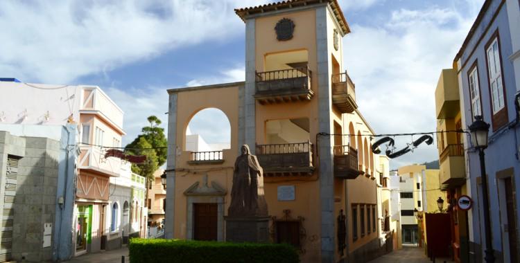 Kirche Galdar
