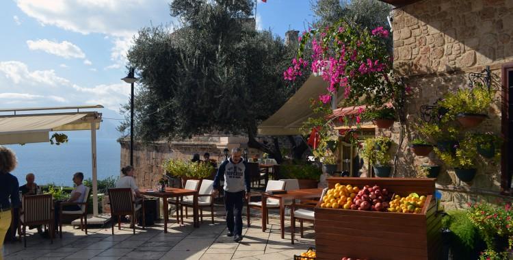 Golf von Antalya Altstadt