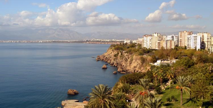 Hotelblick Antalya