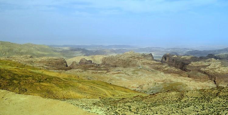 Landschaft Jordanien