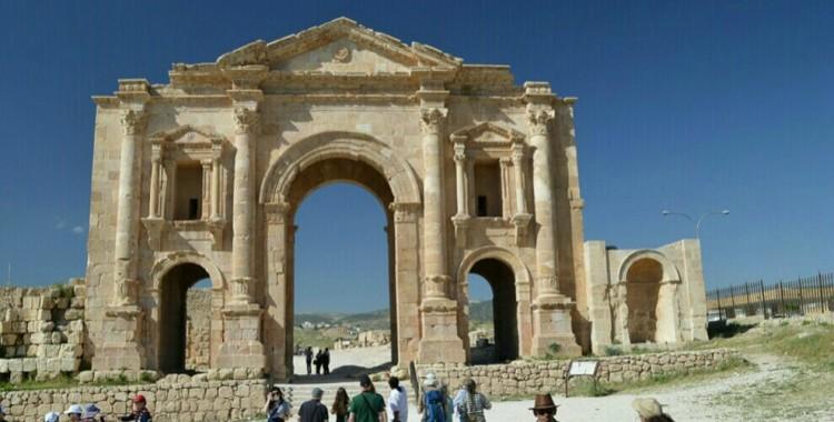 Jerash Tor