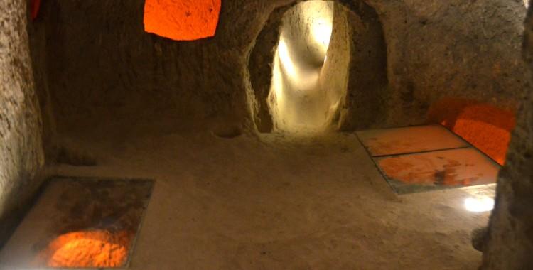 Höhlenstadt Kaymakli