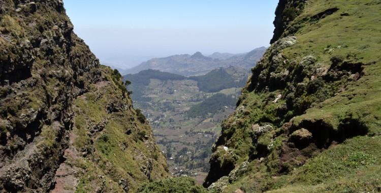 Ras Daschan Terara der höchste Berg