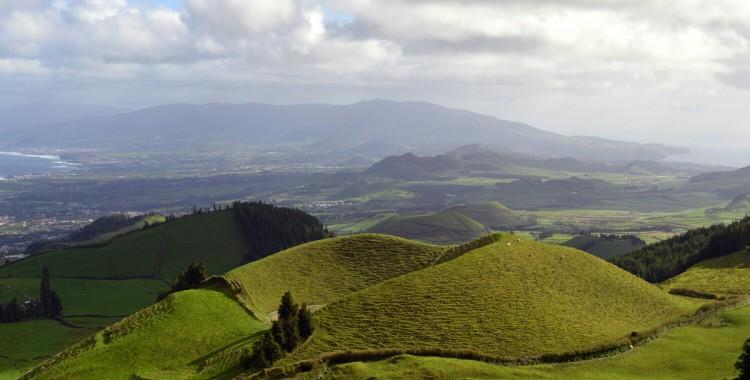 Azoren Nord westen