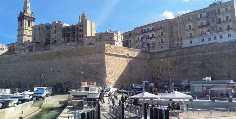 Valletta Fähranleger